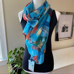 🎉5/20 SALE🎉 NWT Annabel trends Aussie icon scarf